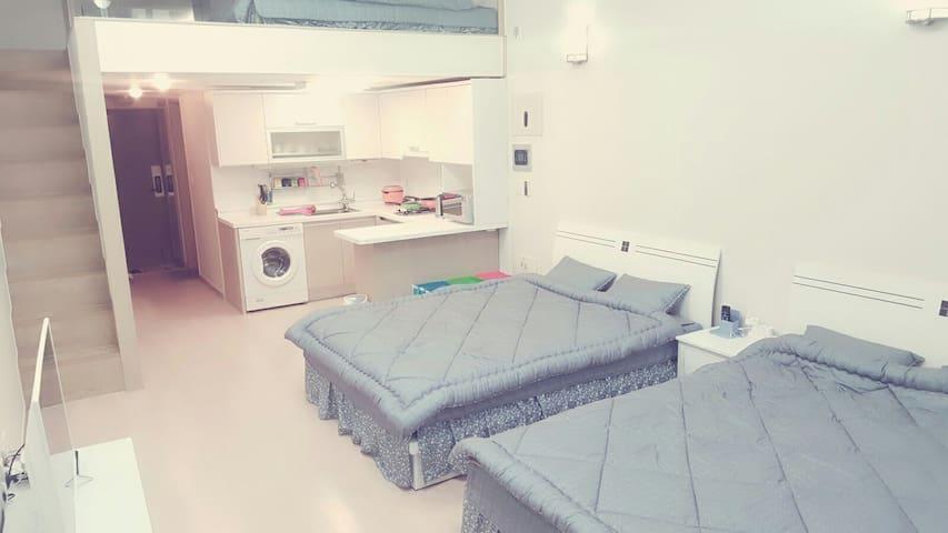 HERB 하우스 (1) - Busanjin-gu - Apartamento
