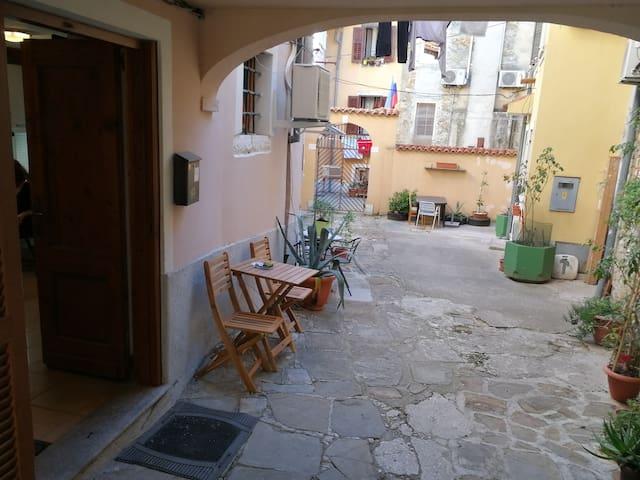 Izola, apartma v centru mesta
