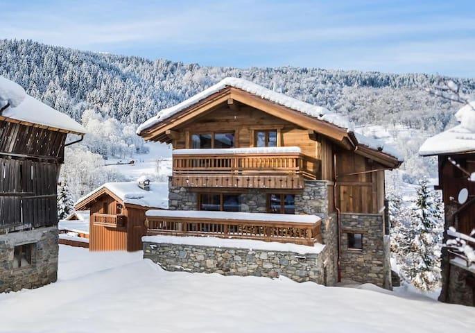 Vella Chalet 5bd in Cortina