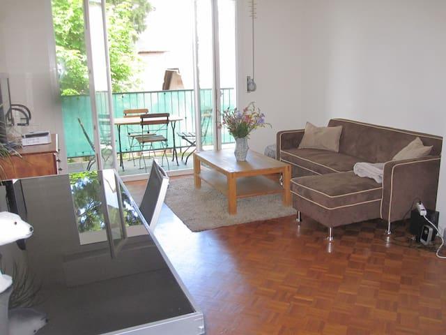 F3 spacieux, très lumineux centre ville - Rodez - Apartment