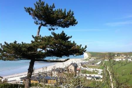 Grande maison vue mer et campagne - Veulettes-sur-Mer - Ház