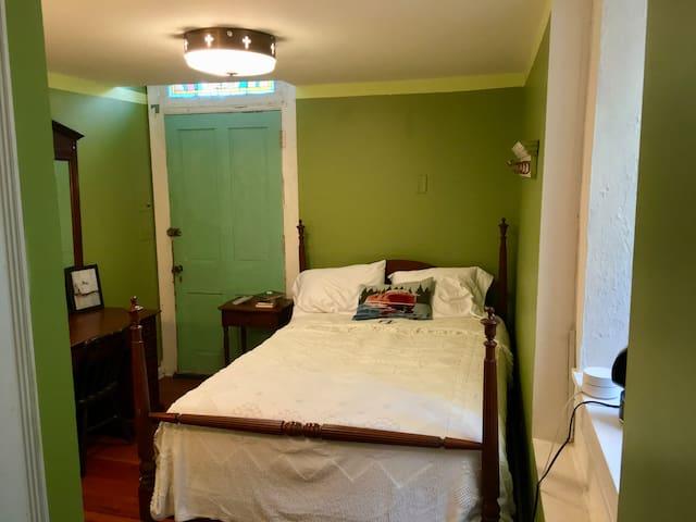 Master Suite in Appalachian Abbey