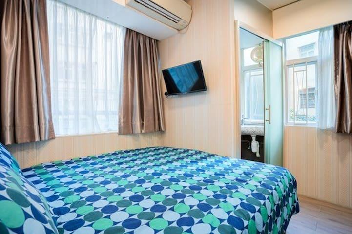 Twin Room in Kowloon [B3]