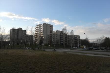 Nice flat with nice wiew