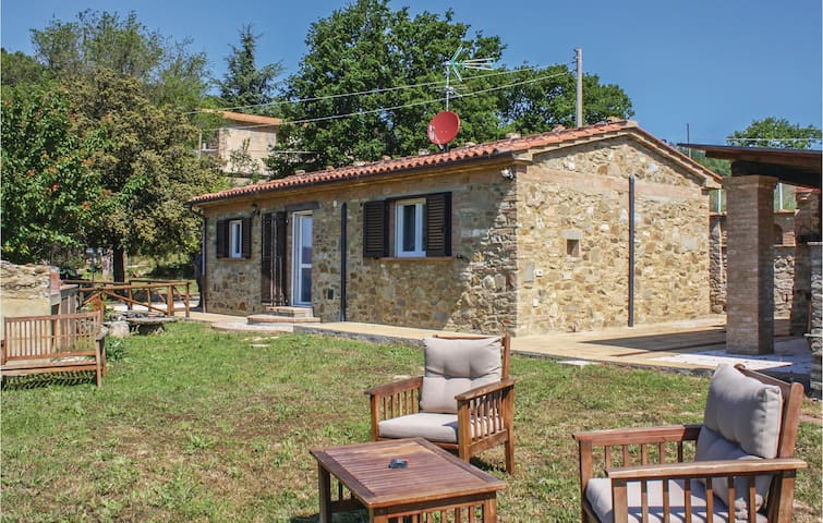 Holiday cottage with 1 bedroom on 60m² in Chianni -PI-