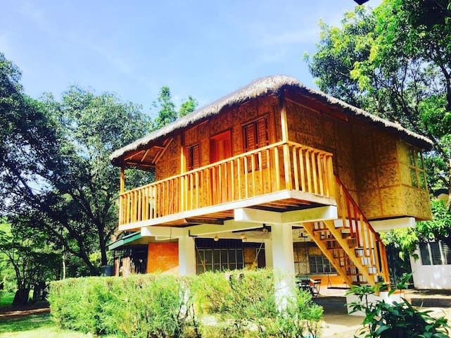 Modern Native House(Kubo) in a lovely Organic Farm - Angat - House