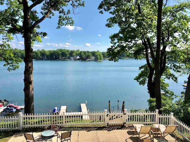 Big Crooked Vacation Home - Sister Lakes, Michigan