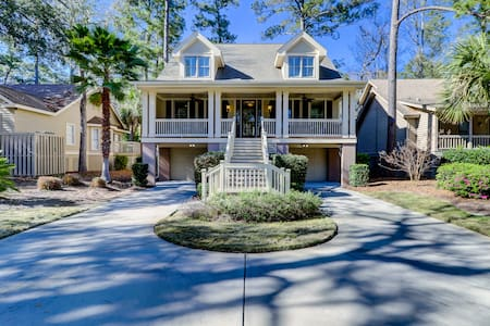 74 Shell Ring - 3 Bedrooms, 3.5 Bath home w/ Den & Complex Pool & Tennis