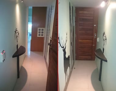 Beautiful Ocean Front Flat - Fortaleza - Appartement