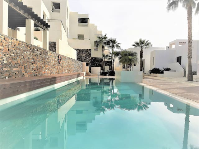 Stylish apartment with sea views - Mojácar - Appartement