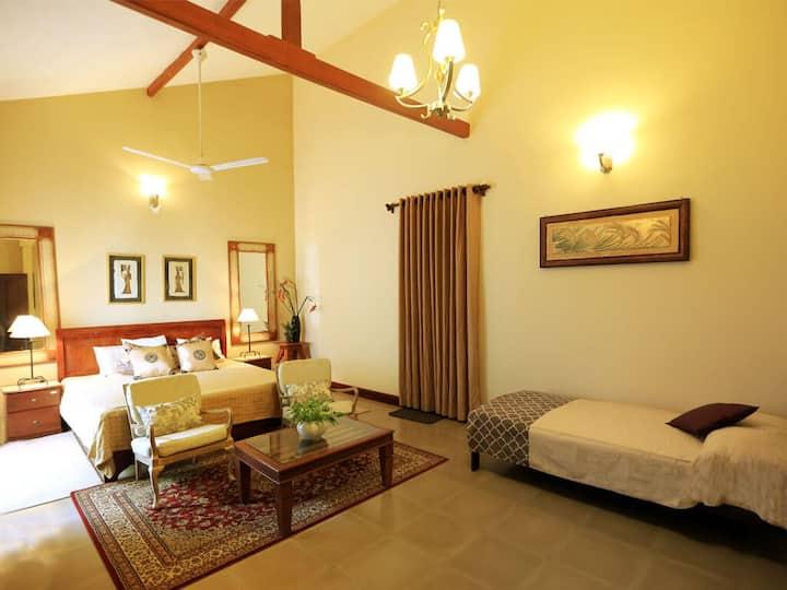 'St. Christopher' Family Room