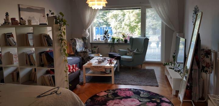Nice apartment in heart of Halmstad
