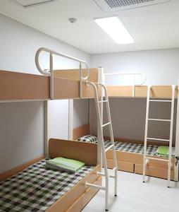 소백산자락길 방문자센터 2층 게스트하우스
