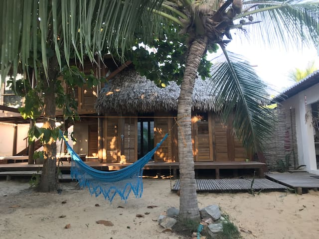 CasaTXAI walking distance to the beach UP TO 6 pax