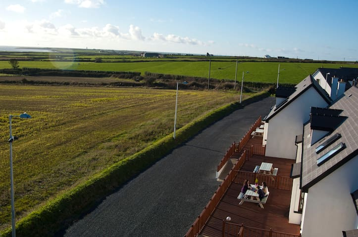 Hookless Holiday Homes- Seaview Houses - New Ross - Semesterboende