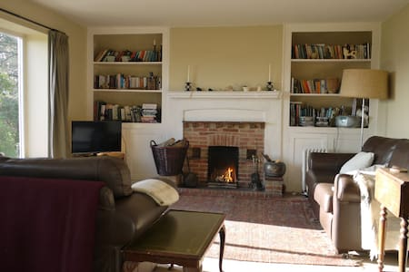 Charming comfortable rural cottage. - East Sussex - Casa