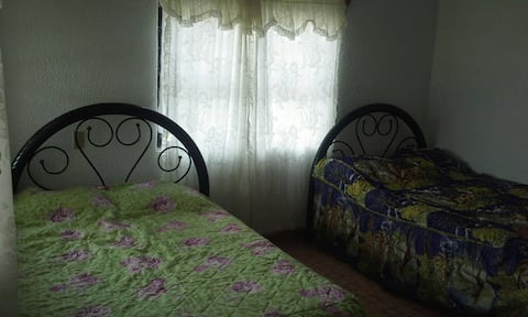 Habitación privada en El Naranjo S.L.P