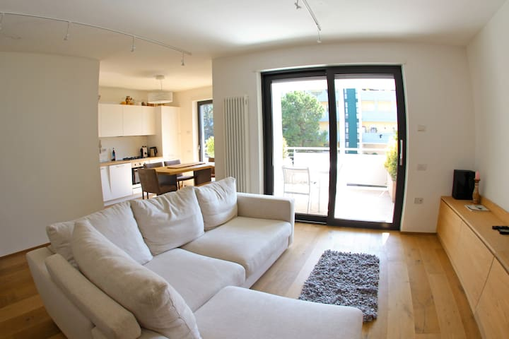 Sunny apartment close to the beach - Riva del Garda - Apartment
