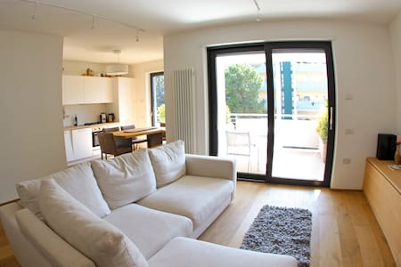 Sunny apartment close to the beach - Riva del Garda