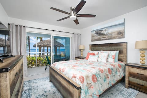 Starfish Paradise appartement aan het strand