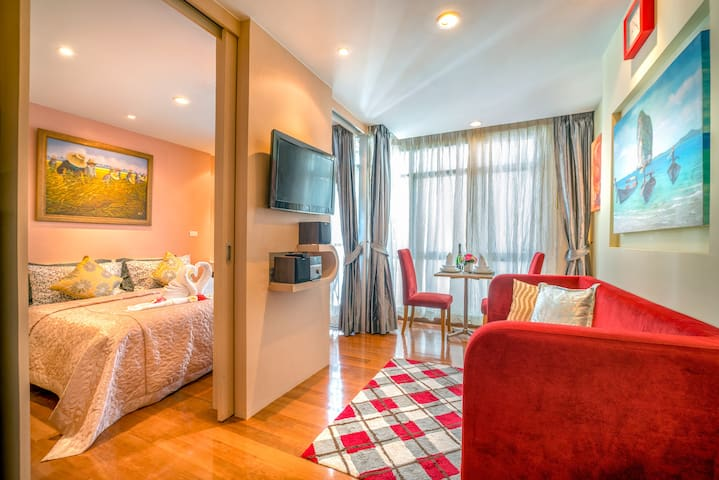Cosy 1 Bedroom apartment @ Patong beach