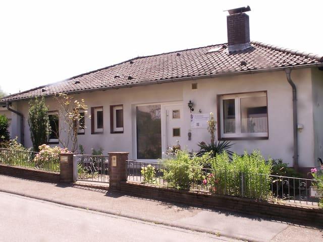 Ferienhaus bei Heidelberg - Wiesenbach