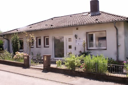 Ferienhaus bei Heidelberg - Wiesenbach - Flat