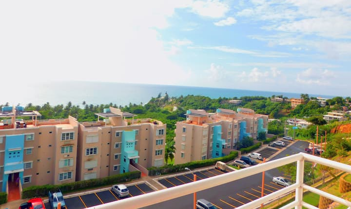 Fully Furnished Apartment with Stunning Ocean View