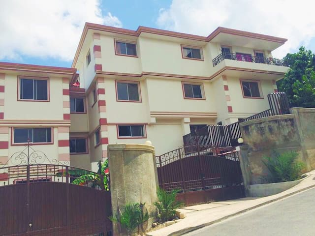 Modern Apartment in Delmas 75 (Fragneauville) - Port-au-Prince - Apartment