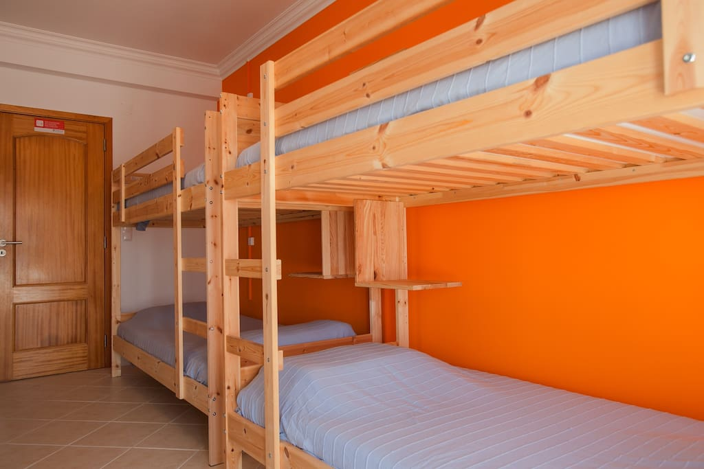 Mussel - Bed shared dorm