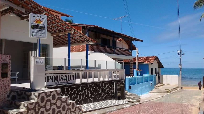 Pousada Solar Dna. Maria / Morro de São Paulo BA - Morro de São Paulo