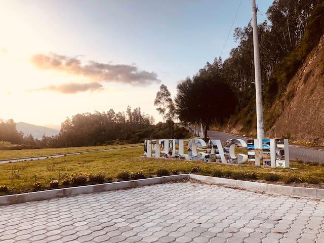 Hermosa Quinta a 30 minutos de Quito