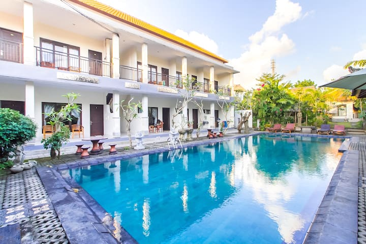 3 Rooms • Tropical Holiday Rooms by Uluwatu Beach