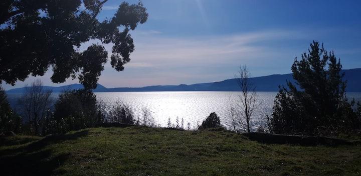 Cabañas Ayalén Vista al Lago (Los Boldos)