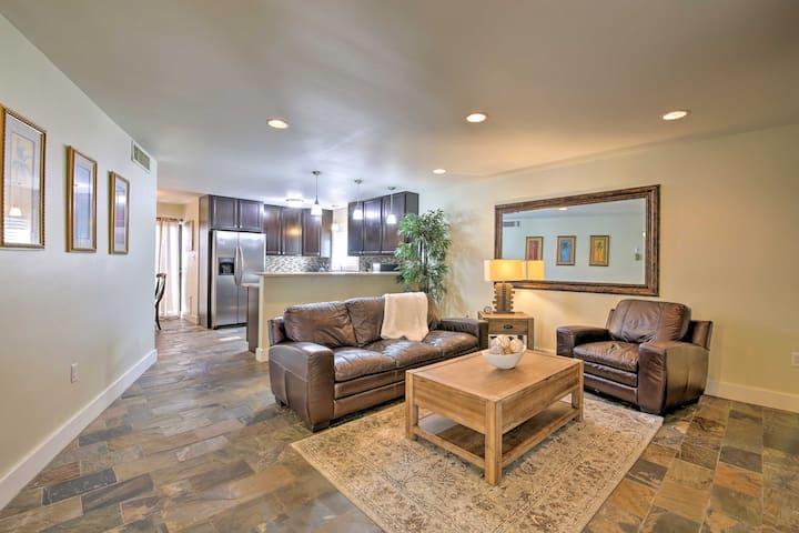 NEW! Comfortable Phoenix Condo w/ Private Terrace!
