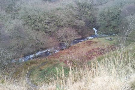 Welsh Mountain Cottage - Ysbyty Ystwyth - Casa