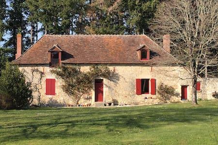 Parc  de la Brenne jolie maison, ****