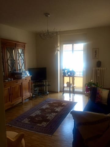 Lovely cosy flat 15 min by tram from main station