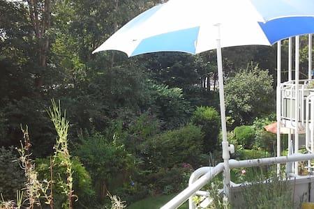 Beautiful big Terrace Room Riverside - 慕尼黑 - 公寓