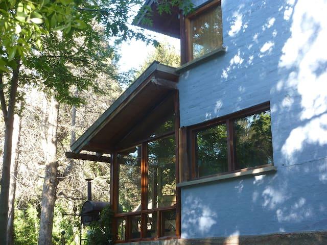 Habitación con baño privado en el Bosque