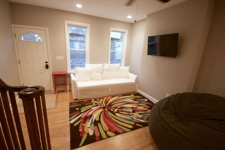 South Philly 2 bedrooms rowhome - Philadelphia - Hus