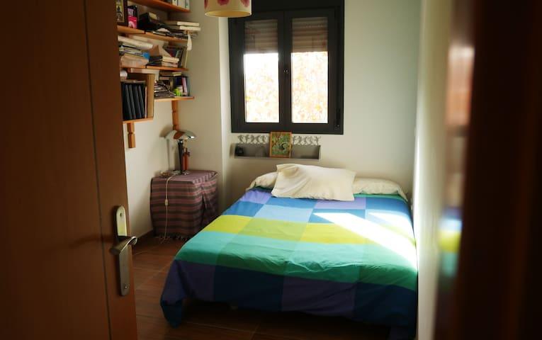 Habitación bonita (piscina verano) - Madrid - Pis