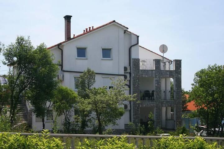 One bedroom apartment with terrace Pinezići, Krk (A-5464-d) - Pinezići - Flat