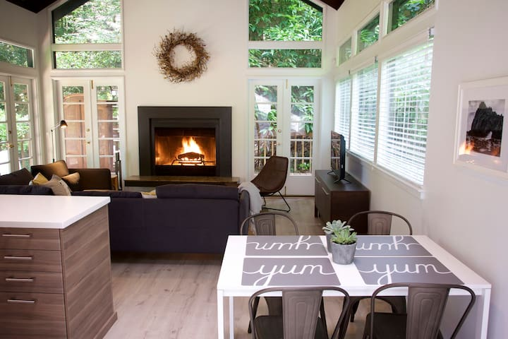 The Enchanted Cottage   A Mill Valley Gem