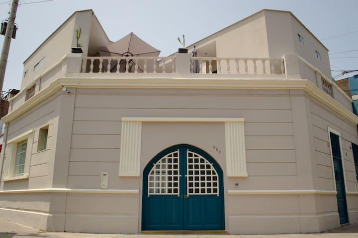 Casa Vintage súper céntrica - Lima  - Hus