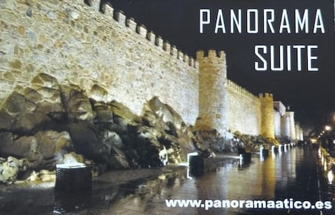 PANORAMA SUITE: Tranquilidad, Estilo y   Comodidad