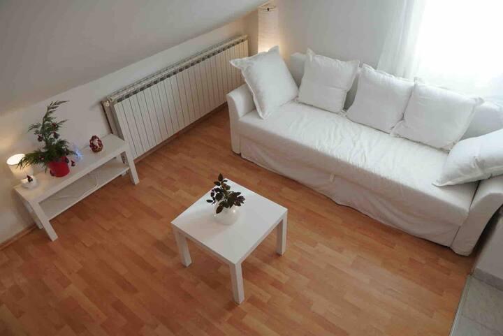New and cosy apartment near Arena center Zagreb