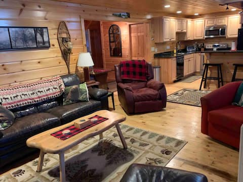28 Holiday Lane Beach Front Cabin