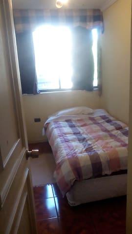 Habitacion Santiago Centro - Santiago - Appartement