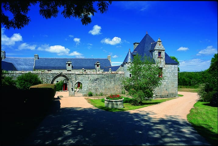 Manoir Audierne Garden Wing